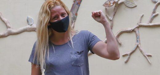 Una mujer en situación de violencia ocupará por primera vez en el país el trabajo de su agresor