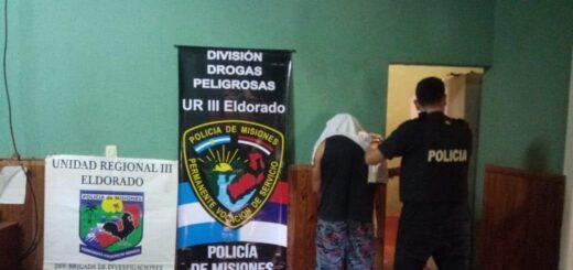 Hay un detenido por el violento asalto a un matrimonio en Eldorado