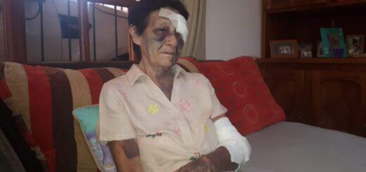 Salvaje agresión en Misiones: un hombre entró en el dormitorio de una anciana de 77 años mientras dormía, la tiró al piso y la golpeó brutalmente