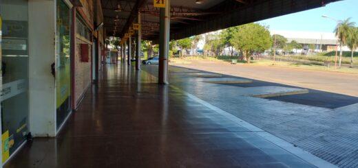 Expectativa en la terminal de Posadas por la vuelta del servicio de colectivos de larga distancia