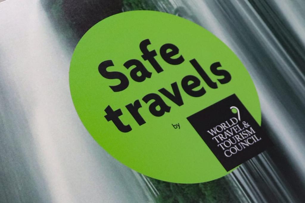 Iguazú es uno de los primeros destinos en recibir el sello Safe Travels