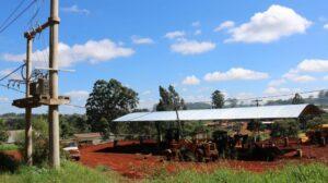 Energía de Misiones realizó importantes obras en San Vicente