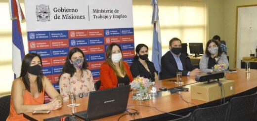Capacitaron en temáticas de género a directivos del IPRODHA