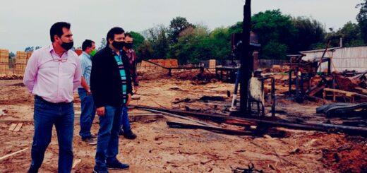 Corrientes: el gobierno provincial elaboró una guía para prevenir y actuar ante riesgos de incendios en parques industriales y fábricas foresto-industriales