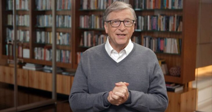 Bill Gates: la humanidad y cuán \