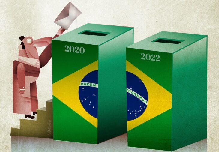Brasil vota este domingo en elecciones municipales que pondrán a prueba la gestión local en momentos de crisis