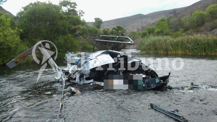 Jorge Brito, fundador del Banco Macro, falleció en un accidente aéreo en Salta: su helicóptero chocó contra unos cables de tirolesa sin señalizar