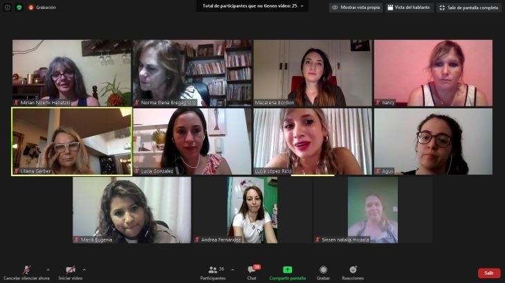 Más de 40 mujeres de Misiones participaron en el tercer taller de la Semana Global del Emprendimiento