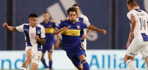 Copa Liga Profesional: Talleres dio la sorpresa y en La Bombonera le quitó el invicto al Boca de Russo