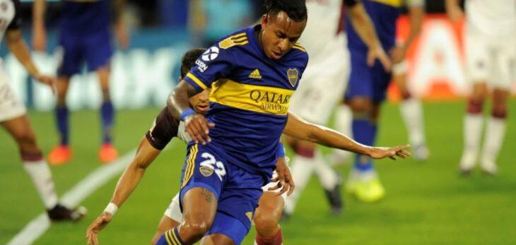 Copa Liga Profesional: en la previa al partido con Internacional, Boca cayó 2-1 ante Lanús en La Bombonera