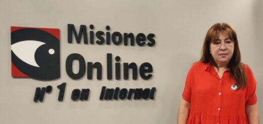 """Graciela Leyes: """"No nos quedamos en las oficinas, es momento de acompañar a los que más necesitan"""""""