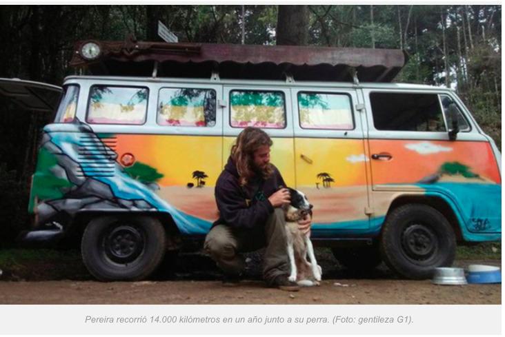 La vida de la familia que murió en el derrumbe de Brasil: tenían un hostel y amaban a los animales
