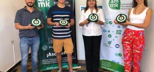 Conocé a los ganadores de los Premios AMMK que realizó la Asociación Misionera de Marketing con el auspicio de Misiones Online