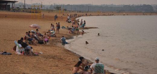 La ola de calor se hizo sentir en Misiones y las personas eligieron distintas formas para sobrellevar las altas temperaturas