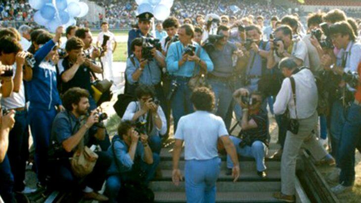 La vida de Diego Maradona en imágenes: las mejores fotos de la leyenda mundial