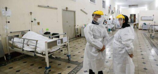 Preocupa la situación del Covid-19 en Paraguay: tres médicos internados en el Hospital respiratorio de Encarnación