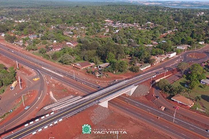 La Entidad Binacional Yacyretá y Vialidad Nacional avanzan en la proyección de obras para la región