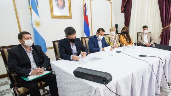 Ciencia, energía y producción: Misiones firmó acuerdos de financiamiento y trabajo conjunto con el Consejo Federal de Inversiones