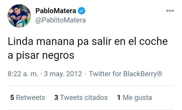 Escándalo en Los Pumas: el capitán debió cerrar su cuenta de Twitter luego que se viralizaron comentarios discriminatorios