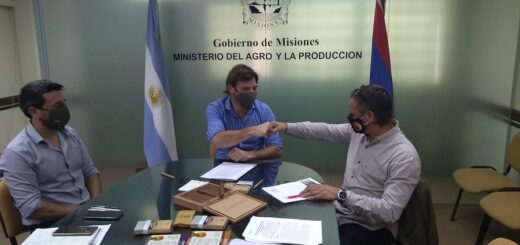 Luego de una firma de convenio, en Misiones se comenzará a potenciar la producción de tabaco orgánico