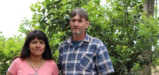 Después de 18 años en la ciudad, la familia Kiefert eligió vivir en la chacra y apostar a la yerba mate