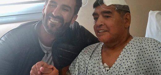 """Diego Maradona: investigan su muerte como """"homicidio culposo y abandono de persona"""" mientras allanaron el domicilio de su médico, Leopoldo Luque"""