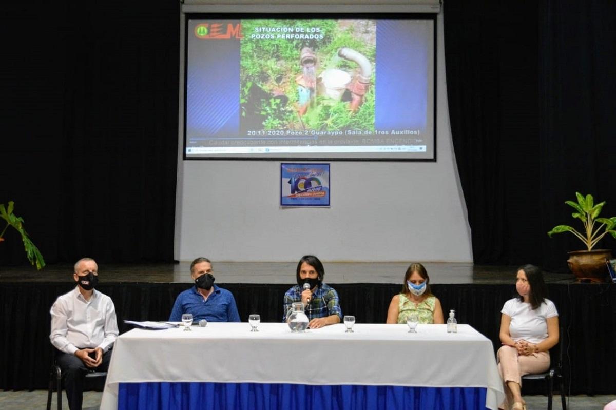 Montecarlo: otra localidad de Misiones con emergencia hídrica
