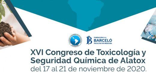 Se realizará el XVI Congreso Latinoamericano de Toxicología y Seguridad Química