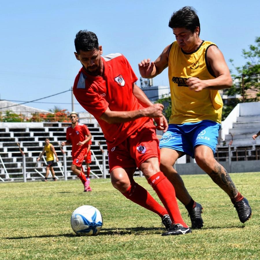 Guarani Antonio Franco disputó su primer amistoso de pretemporada