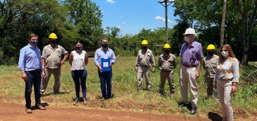 Familias de la localidad de San José se incorporan al Plan ACCEDER de Energía de Misiones