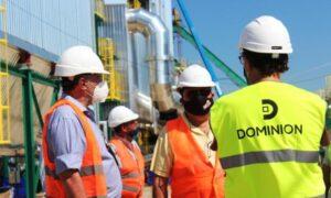 Corrientes: por los incendios, suspendieron el acto de inauguración de la nueva planta de generación de energía en Santa Rosa