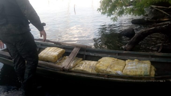 Gendarmes decomisaron en Misiones más de 324 kilos de marihuana