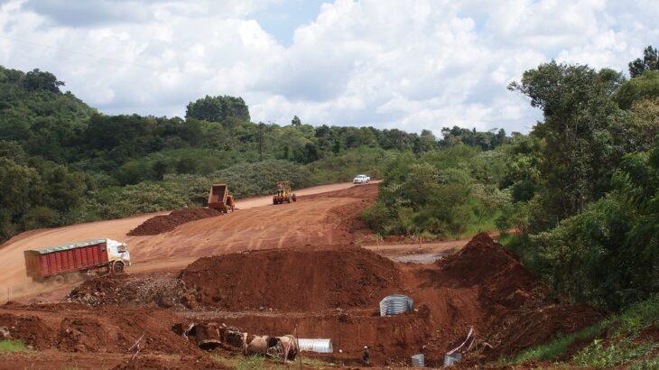 Fin de la tierra para la Ruta 14 después de veinte años en obra
