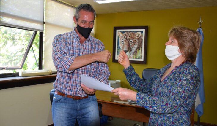 Ecología fortalece el sistema de áreas protegidas y suma a la reserva natural privada Itá Curuzú de Montecarlo