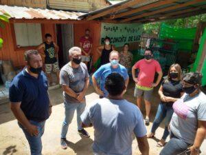 Emergencia Hídrica: Garupá comenzó con acciones en los barrios