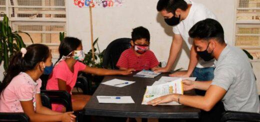 Yacyretá y la UNaM inician clases de apoyo escolar