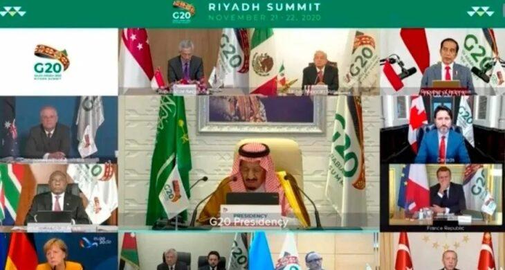 Cumbre del G20: líderes mundiales piden respuesta unificada al coronavirus