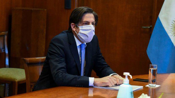 «No se van a cerrar las escuelas», afirmó Nicolás Trotta