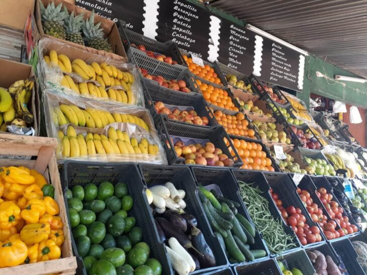 Aseguran que las frutas y verduras aumentan de precio «cada semana un 20%»  y el consumo es cada vez más fraccionado