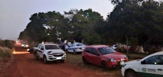 Clausuraron una mega fiesta clandestina con más de 500 personas en Posadas