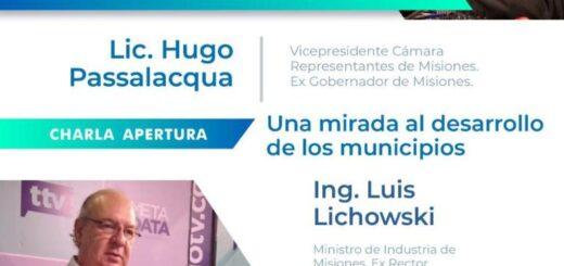 Hugo Passalacqua dará inicio al seminario de Liderazgo Político para el Desarrollo Misionero