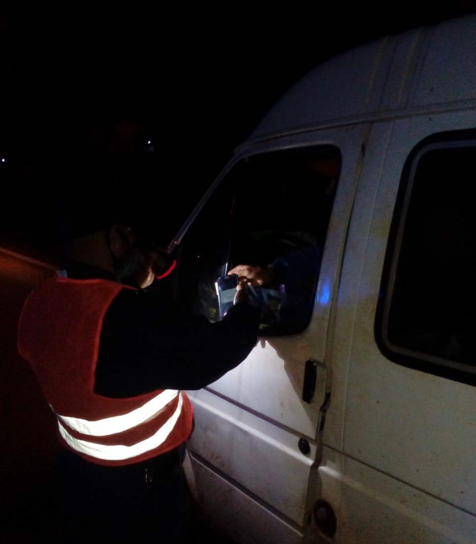 州の市民安全保障活動:77台の車両が拘留され、178件の記録が作成され、27件が逮捕されました
