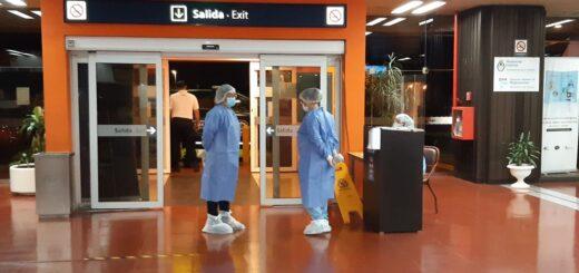 Vuelos comerciales: se intensificó el movimiento de pasajeros en el aeropuerto de Posadas