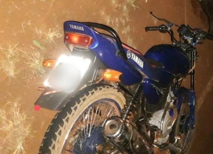 El Soberbio: falleció el motociclista que despistó días atrás