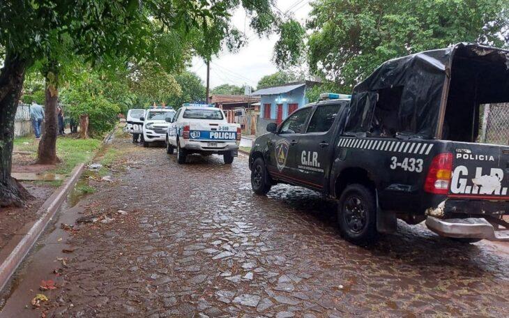 La policía recapturó a dos de los tres presos que escaparon de la comisaría Quinta de Garupá