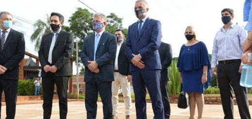 El vicegobernador, Carlos Arce acompañó actividades por el 101° aniversario de Puerto Rico