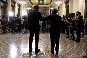 """Massa: """"El estado y el sector privado se tienen que dar la mano para salir de la crisis"""""""