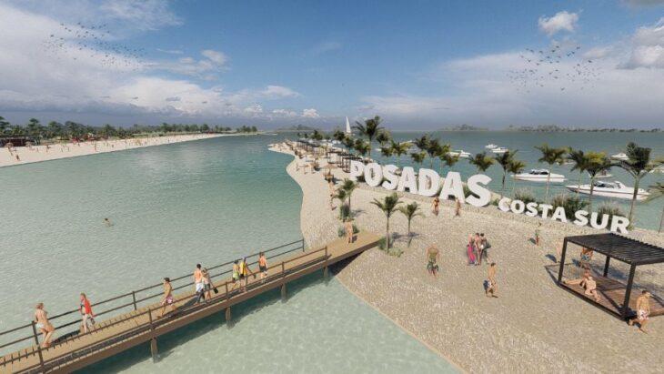 «Posadas linda de nuevo»: este lunes inician las obras en la playa Miguel Lanús y continúa la planificación para mejorar distintos puntos de la ciudad