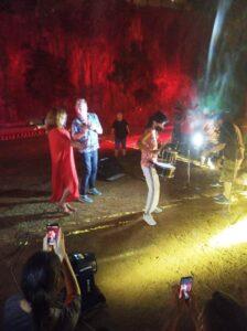 """""""Por el Mundo en Posadas"""": Marley y Lizy Tagliani realizaron su primer rodaje desde la Costanera"""