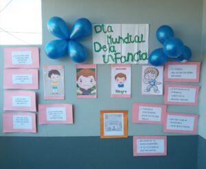 En los CAPS municipales de Posadas recordaron el Día Universal de los Niños